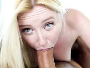 Flexible Blonde Beauty Filled With His Thick Cock