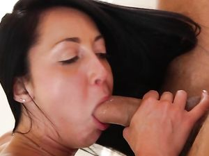 Stunning 69 And Sex With A Lean Teenage Beauty