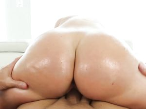 Slippery Body Teen Fucked Until He Has To Cum