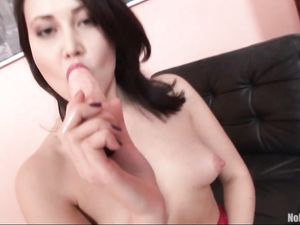 Anal Teen Sucks His Dick Before Butt Fucking