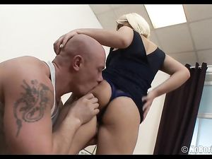 Bend That Girl Over And Eat Out Her Asshole
