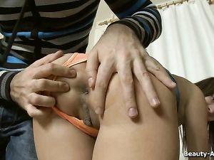 Cutie Is A Butt Slut For Big Cock Teen Anal Sex