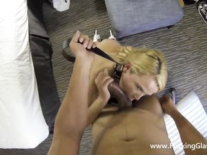 Hot Fucking And Kinky Choking In Thrilling POV