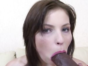 Solo Russian Cutie Stretches Her Cunt With Big Sex Toys