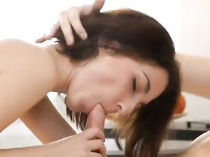 Make Out Session Seduces His Teen GF Into Blissful Sex