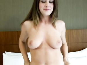 Blue Eyed Cutie Loves To Get Penetrated And Pleased