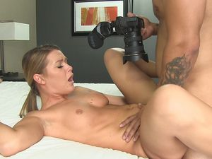 Her Shaved Young Pussy Will get Slammed Quite Hard