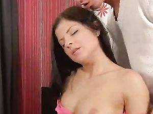 Tunnel Of Love Gets Filled By A Long Boner