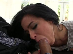 Pussy Eating And Cock Riding With A Horny Chick