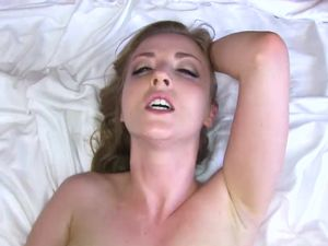 Big Blue Eyes On A Squirting Teen Who Loves Rough Sex