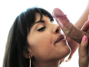 Latina Milf Seductress Makes Her Man Cum Hard