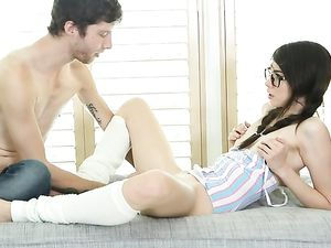 Emily Grey Is The Hottest Hardcore Nerd Ever