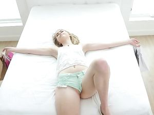Lingerie On Chloe Couture Turns Him On For Hot Sex