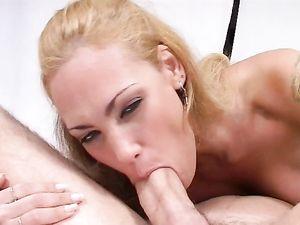 Tall Latina Slut Lets Him Use Her Asshole For Pleasure