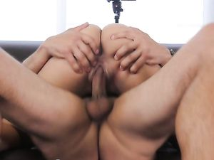 Ass Licking Casting Girl Wants Her Pussy Fucked Too