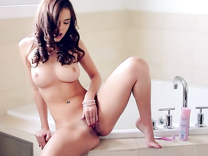 Shower Quickie And Slow Bedroom Lovemaking