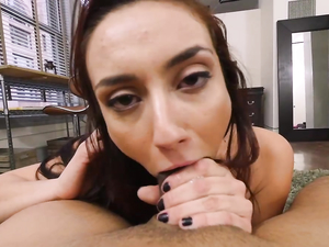 Cock Invades The Mouth Of Suck Slut Mandy Muse
