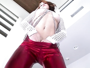 Amazing Cock Teasing Babe Finally Fucks Him