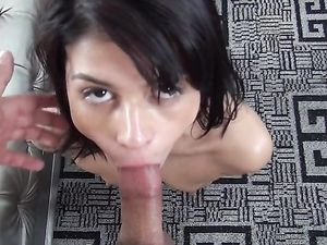 Casting Teen Sadie Pop Has A Tight Pussy To Pound