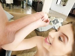 Sweetheart Alice March Filled With His Long Dick