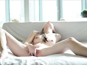 Birthday Fuck And Facial For The Blonde Teen Cutie