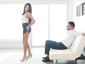 Anissa Kate Needs Anal Loving From His Big Cock
